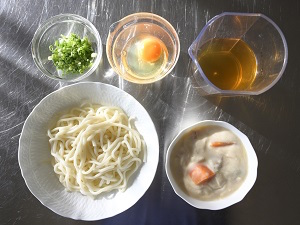 レシピ 冷凍 うどん レンジ