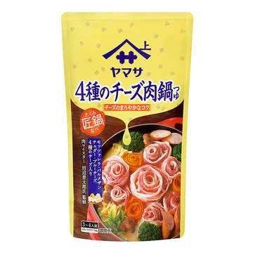 Yonshu no cheese nikunabe